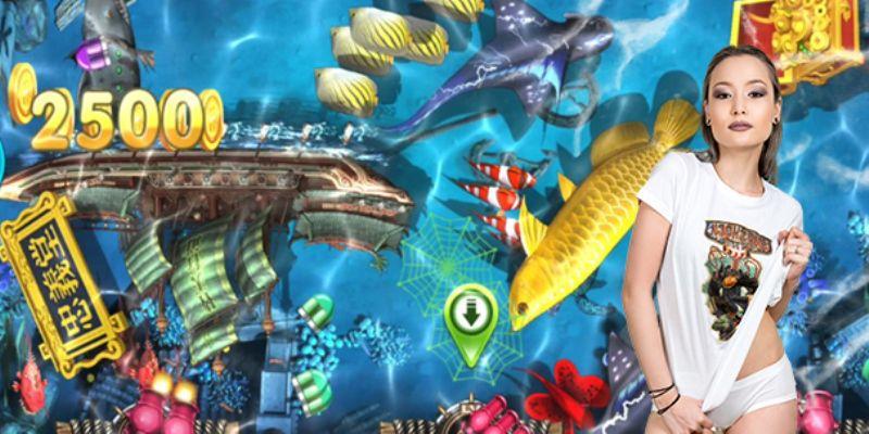 Trivabet - Bandar Tembak Ikan Online Terpercaya